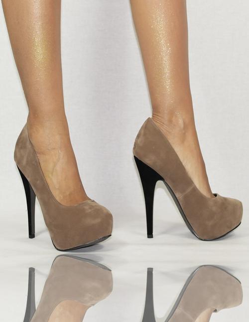 damenschuhe pumps schwarz gr n braun rot blau high heels. Black Bedroom Furniture Sets. Home Design Ideas
